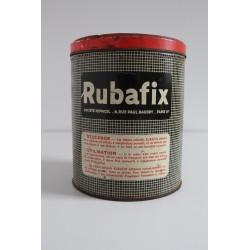 boite métal ronde rubafix