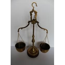 Balance trébuchet